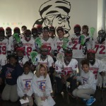 Frankford Team with Headstring Sticks 03-05-13